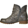 VANGELO Water Proof Women Boot HF9435 Ankle Casual Boot Cool Brown