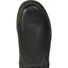 VANGELO Women Water Proof Boot HF9538 Ankle Winter Fur Casual Boot Black