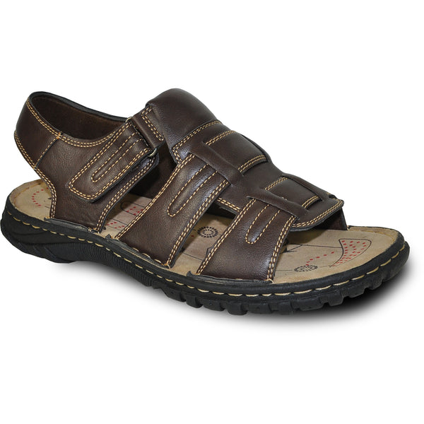 KOZI Men Sandal LOCUS-80 Brown