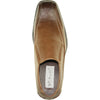 BRAVO Men Dress Shoe MILANO-7 Loafer Shoe Brown