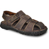 KOZI Men Leather Sandal NEW DIEGO-07 Brown