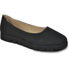 KOZI Women Casual Shoe OY9208 Comfort Shoe Black