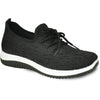 VANGELO Women Casual Shoe RIO Comfort Shoe Black