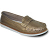 KOZI Women Leather Casual Shoe TH9255 Comfort Shoe Bronze