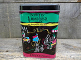 Bartons Almond Kisses Tin Collectible Advertising Tins For Sale