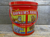 Barnums Animal Crackers Tin Collectible Advertising Tins For Sale
