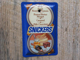 Snickers Candy Bars Tin Blank Switch Plates