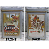 Cadburys Milk Chocolate Tin Collectible Advertising Tins For Sale