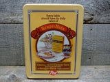 Grape Nuts Tin Collectible Advertising Tins For Sale