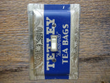 Vintage Tetley Tea Tin Made Into A Horizontal Light Switch Covers