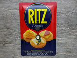 Push Button Switch Plates Made From Ritz Crackers Tins