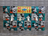 Quad Switch Plates Made From Vintage Mickey Mouse Tins