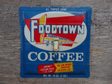 Switch Plates Made From Foodtown Supermarket Coffee Tins