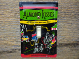 Light Switch Covers Made From Vintage Almond Kisses Tins On Sale
