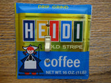 Vintage Switch Plates Made From Heidi Coffee Tin Cans