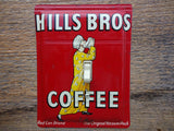 Vintage Hills Bros Brothers Coffee Tin Light Switch Plates