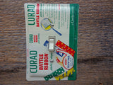 Vintage Switch Plates Made From Curad Bandages Band Aid Tin