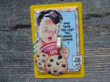 Nestle Toll House Cookies Tin Switch Plate 50% Off Clearance