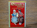 Switch Plates Made From Vintage Drostes Cocoa Tins
