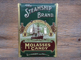 Double Switch Plates Made From Steamship Molasses Nautical Tins