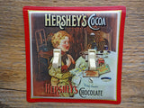 Light Switch Cover Made From A Hersheys Cocoa Tin