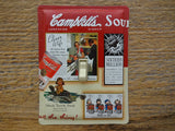 Light Switch Plates Made From Campbells Soup Tins For Clever Wife