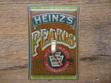 Light Switch Plate Cover Made From A Heinz Pearls Relish Tin