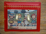 Double Switch Plates Made From Campbells Kids Soup Tins