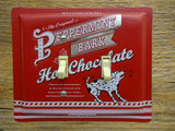 Red Switch Plates Made From Peppermint Bark Hot Chocolate Tins