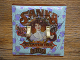 Double Switch Plates Made From Sanka Caffeine Free Coffee Cameo Tins