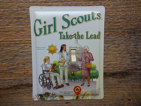 Light Switch Covers Made From Girl Scouts Collectible Tins
