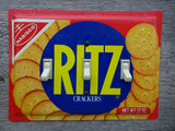 Switch Plates Made From Vintage Ritz Crackers Tins