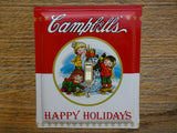 Switch Plates Made From Campbells Soup Tins Holiday Christmas Decor