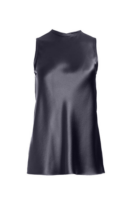 Sequin Tunic w/ Satin Camisole