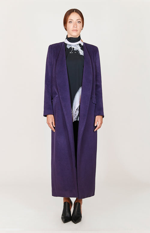 Long Slim Coat - Capsule 2