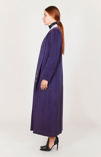 Long Slim Coat