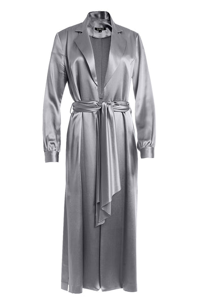 LONG SLEEVE COAT DRESS