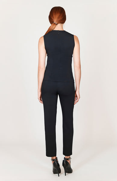 Stretch Base Narrow Pant w/ Back Zip