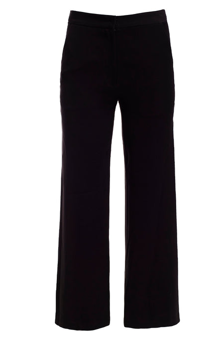 PLEATED CULOTTE PANTS