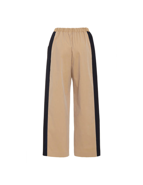 Two tone culottes