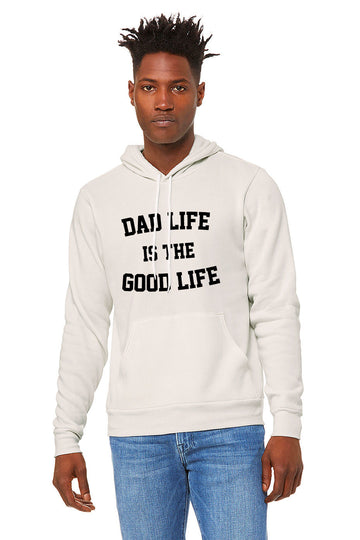 Dad Life is the Good Life Vintage Hoodie