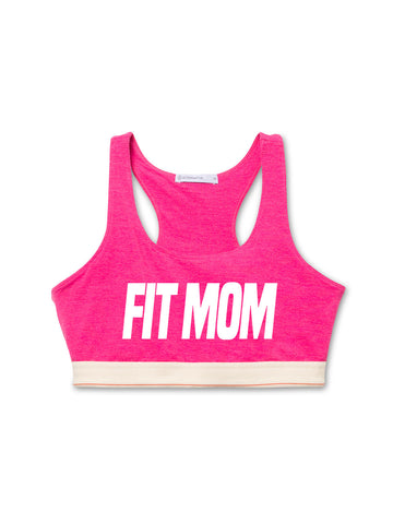 Fit Mom Sports Bra