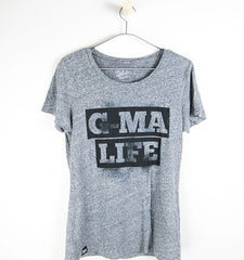 Gma Life Grey Tee - CLOSEOUT HURRY!