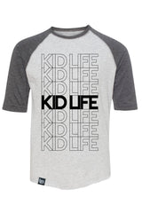 Kid Life Baseball Tee - Hurry! Closeout!