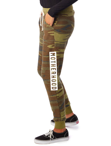 Motherhood Camo Joggers