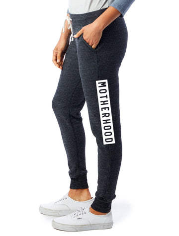 Motherhood Fleece Joggers