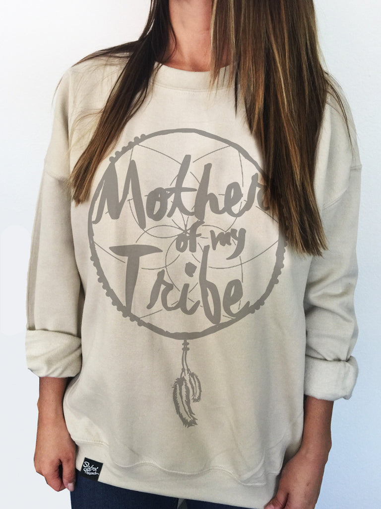 Mother of my Tribe Sweater
