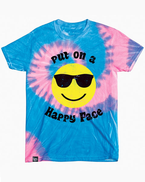 Put on a Happy Face Teen 'CLOSEOUT' Youth small 1 left