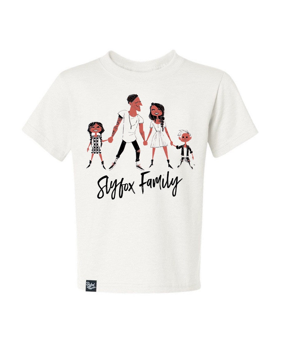 Slyfox Family Kids Tee