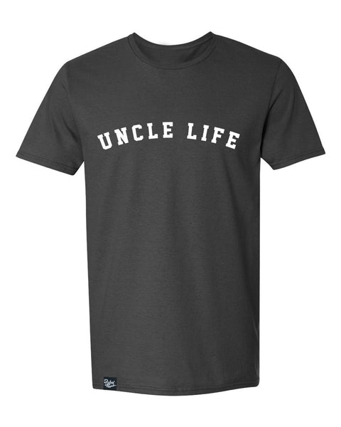 Uncle Life Black Tee